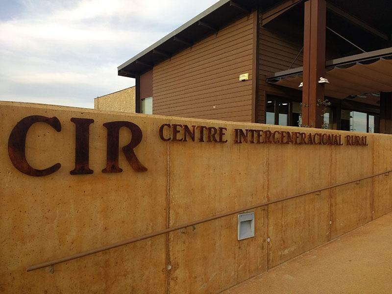 El centre, CIR Madremanya